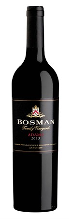 Bosman Family Vineyards Adama Red, 2013