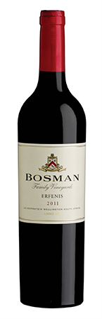 Bosman Family Vineyards Erfenis, 2011