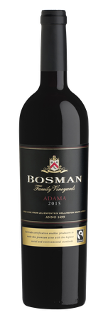 Bosman Family Vineyards Adama Red, 2015