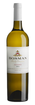 Bosman Family Vineyards Adama White, 2015