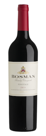 Bosman Family Vineyards Pinotage, 2014