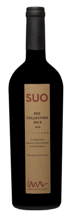 Suo Red Collection No. 2, 2013